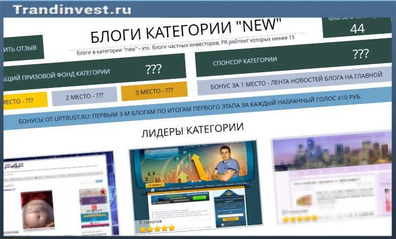 лучший блог частного инвестора 2015