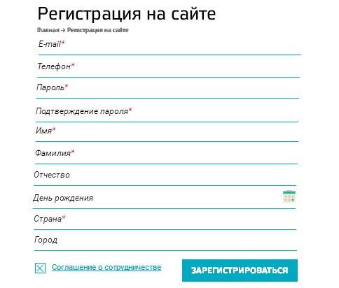 amleinc регистрация