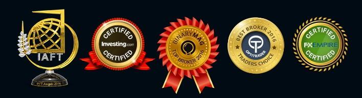 Награды finmax