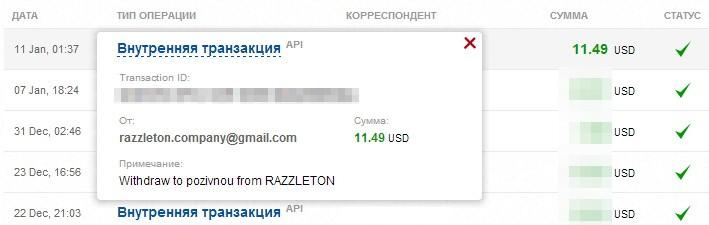 Razzleton компания