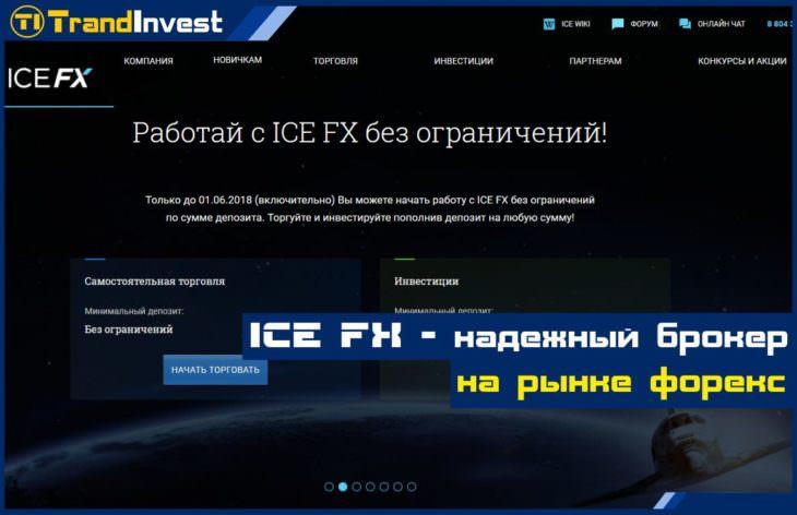 Ice fx отзывы