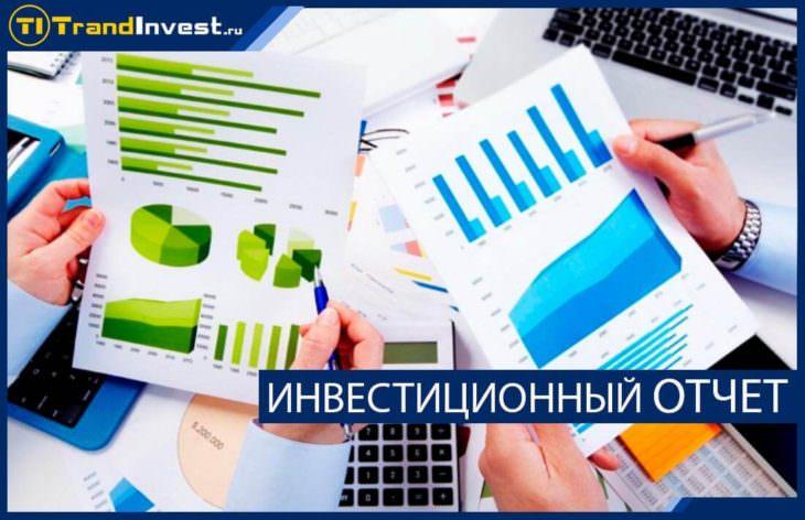Отчет по инвестициям