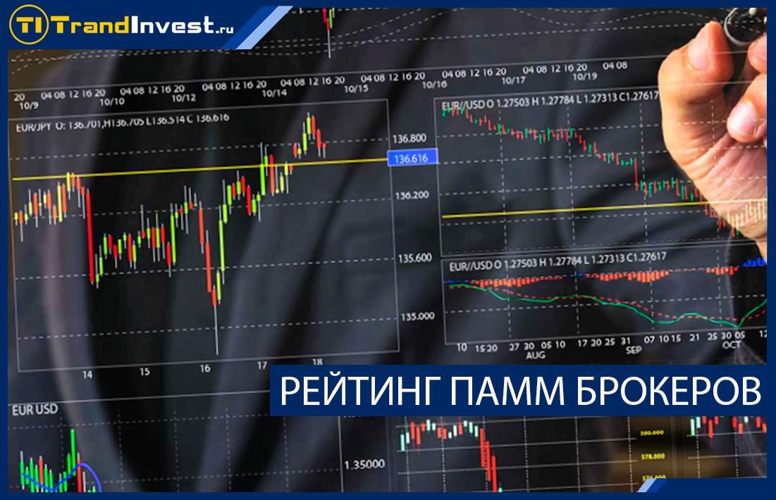 Рейтинг ПАММ брокеров для инвестирования, лучшие ПАММ-счета на данный момент