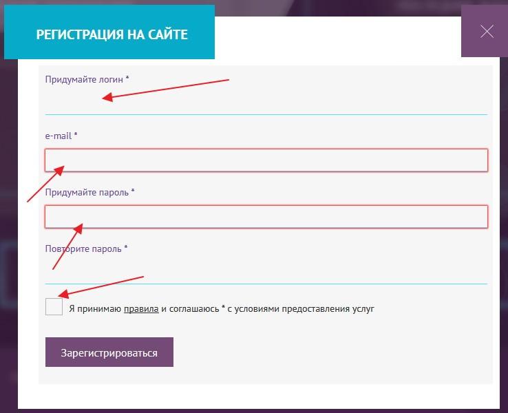 Ico-seek регистрация