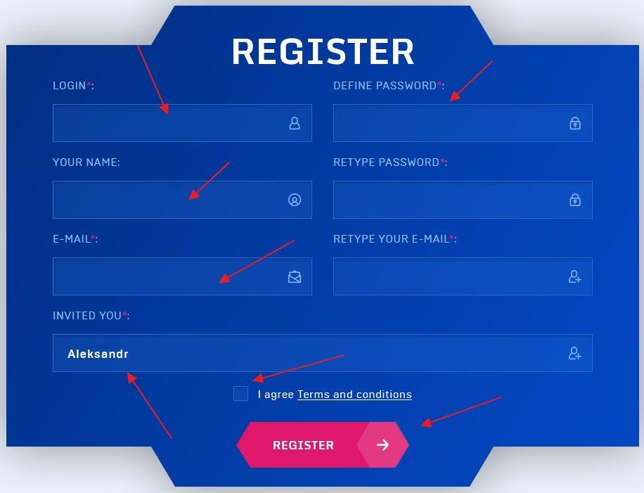 I-forex регистрация