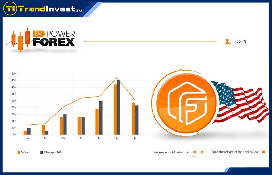 EmPowerForex отзывы и обзор перспективного проекта с короткими планами, рефбек до 7% (ПЛАТИТ)