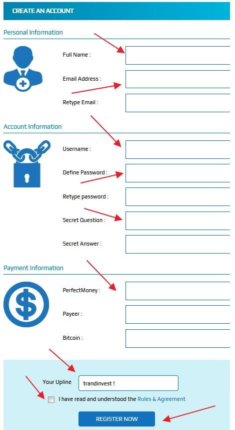 Dshfinance регистрация