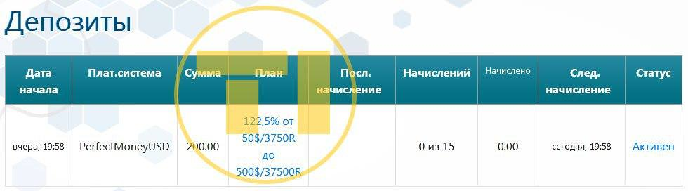 Livecoin депозит